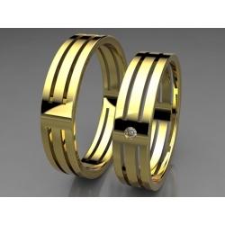 Snubní prsteni  DEVONE 330 4602