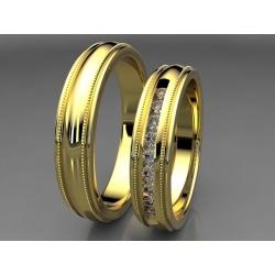 Snubní prsteni  DEVONE 330 4802