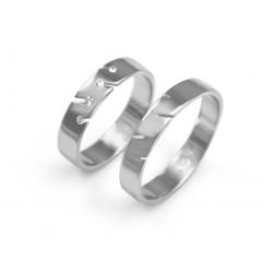 Snubní prsteni  DEVONE 330 0802
