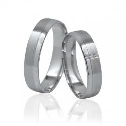 Snubní prsteny elegance 118H