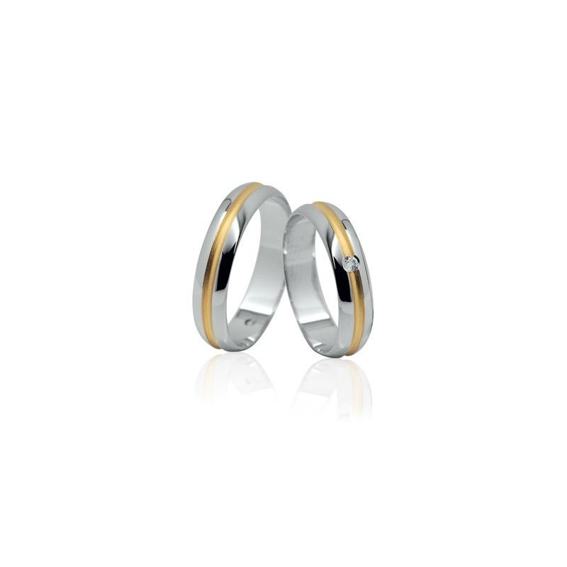 Snubni Prsteny Elegance 118k Raj Snubnich Prstenu