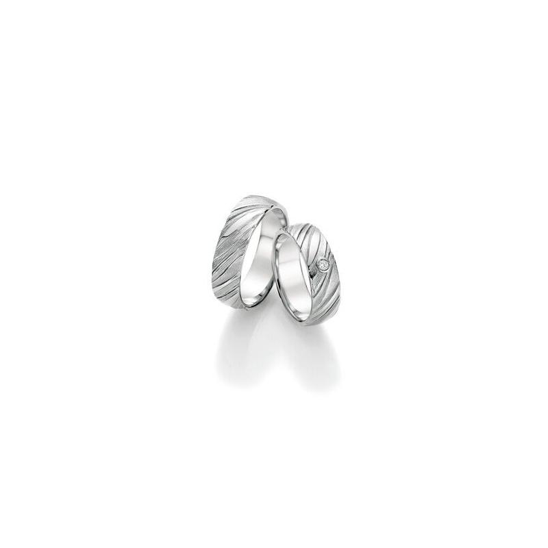 Luxusni Designove Snubni Prsteny Ze Stribra Inspirovano Prirodou