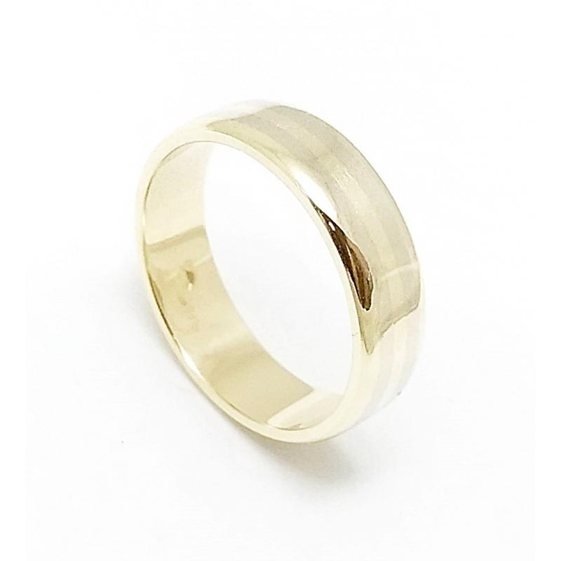 Zlaty Snubni Prsten Velikost 52 Raj Snubnich Prstenu