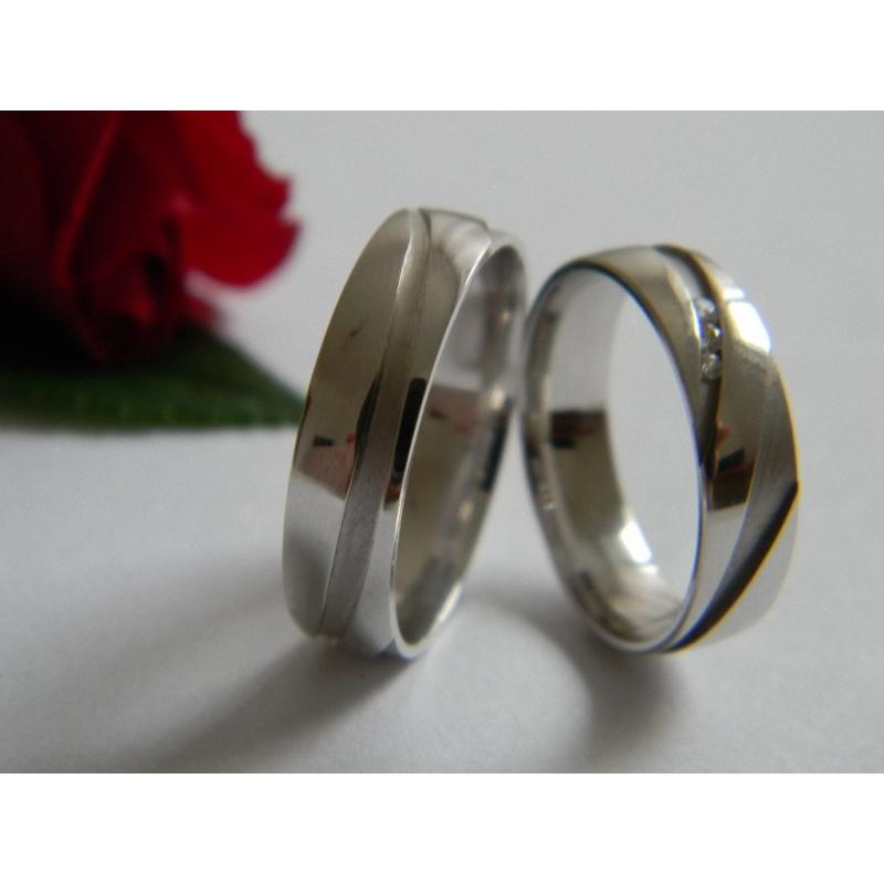 Love Gold S11687 B Sleva 15 Velikost 54 60 Raj Snubnich Prstenu