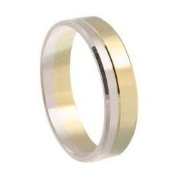 Zlaté snubní prsteny jednotlivé kusy