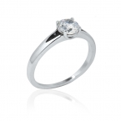 Zásnubní prsteny KOLEKCE DOLCE VITA - zirkony