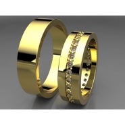 Snubní prsteni  DEVONE 330 6402