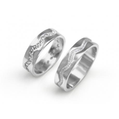 Snubní prsteni DEVONE 330 1301