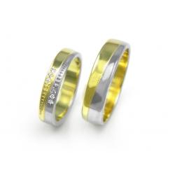 Snubní prsteni  DEVONE 330 5503