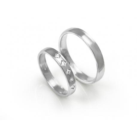 Snubní prsteni DEVONE 330 6301