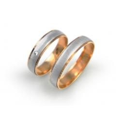 Snubní prsteny Kolekce MARIANNE/M307