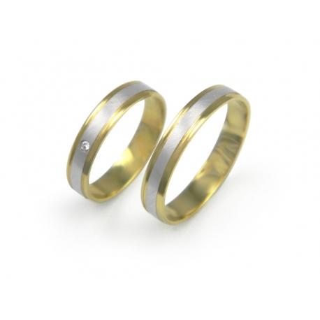 Snubní prsteny Kolekce MARIANNE/M317
