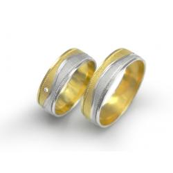 Snubní prsteny Kolekce MARIANNE/M311