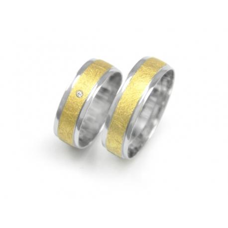 Snubní prsteny Kolekce MARIANNE/M315