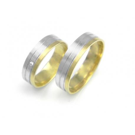 Snubní prsteny Kolekce MARIANNE/M319