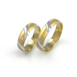Snubní prsteny Kolekce MARIANNE/M327