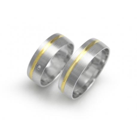 Snubní prsteny Kolekce MARIANNE/M312