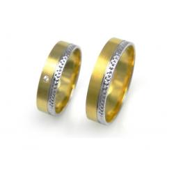 Snubní prsteny Kolekce MARIANNE/M308