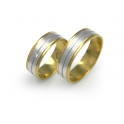 Snubní prsteny Kolekce MARIANNE/M328
