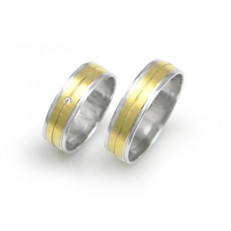 Snubní prsteny Kolekce MARIANNE/M314