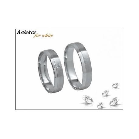Snubní prsteny Kolekce for wheit