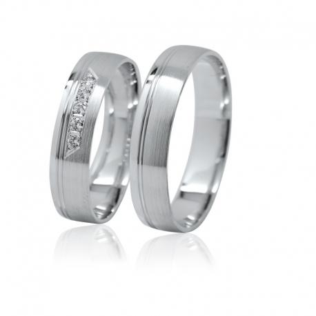 Snubní prsteny Elegance 1142G