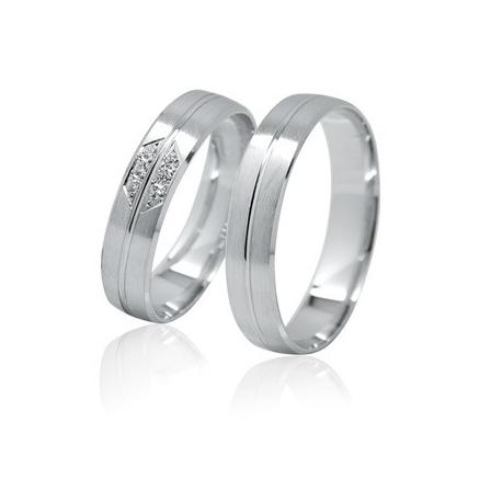 Snubní prsteny Elegance 1142J