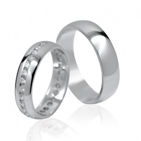 Snubní prsteny Kolekce RETOFY/9B