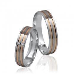 Snubní prsteny elegance 1142EK