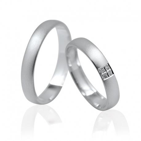 Snubní prsteny Kolekce RETOFY/26D
