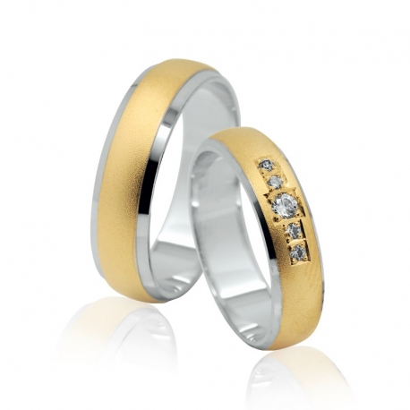 Snubní prsteny Kolekce RETOFY/9F