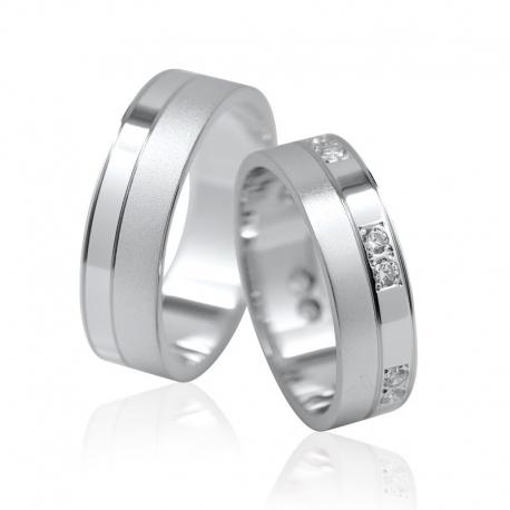 Snubní prsteny Kolekce RETOFY/16E