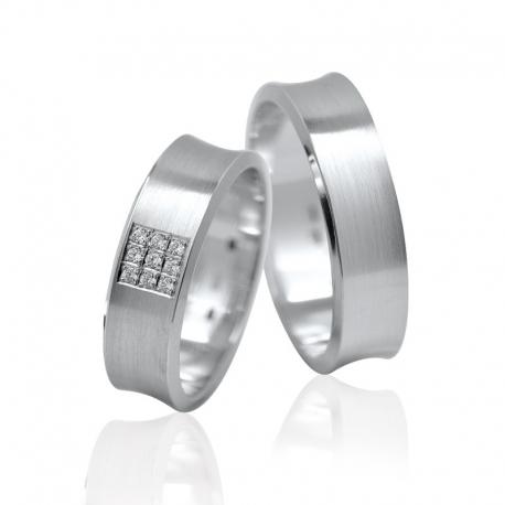 Snubní prsteny Kolekce RETOFY/16L