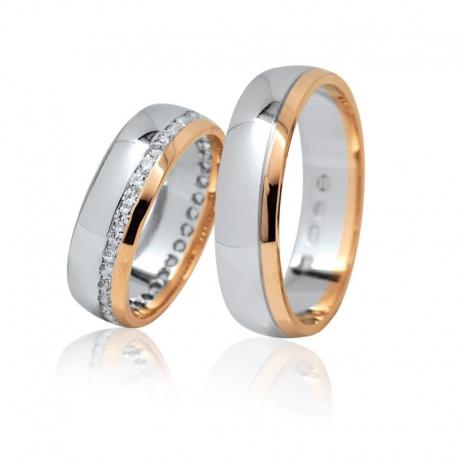 Snubní prsteny Elegance 1111LK
