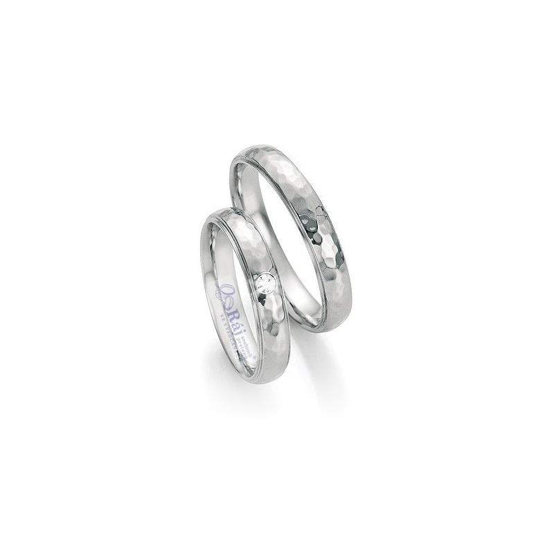 52e96cafa Atypické snubní prsteny z chirurgické oceli nová kolekce - Ráj ...