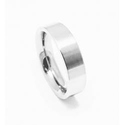 Prsten z chirurgické oceli velikost 60
