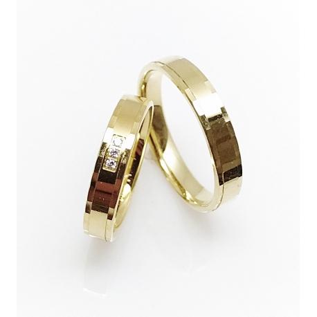 Snubní prsteny FOR LIFE / 4 N 11 (ž)