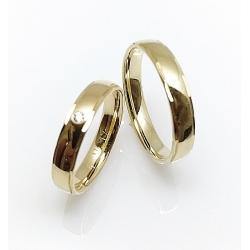 Snubní prsteny FOR LIFE / 4 N 17 (ž)