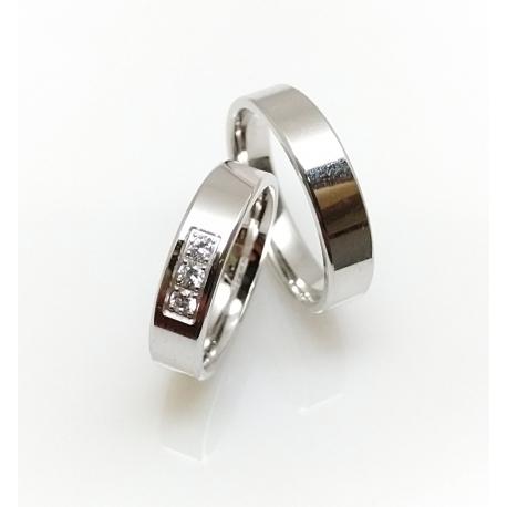 Snubní prsteny FOR LIFE /5 P 2
