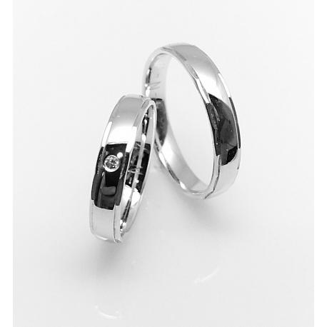 Snubní prsteny Kolekce FOR LIFE / 4 N 17