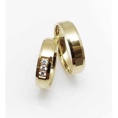 Snubní prsteny FOR LIFE / 5 SCH 12 (ž)