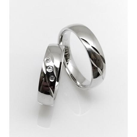 Snubní prsteny FOR LIFE / 5 DA 2