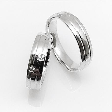 Snubní prsteny FOR LIFE / 5 UE 2