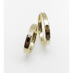 Snubní prsteny FOR LIFE / 3 N 23(ž)