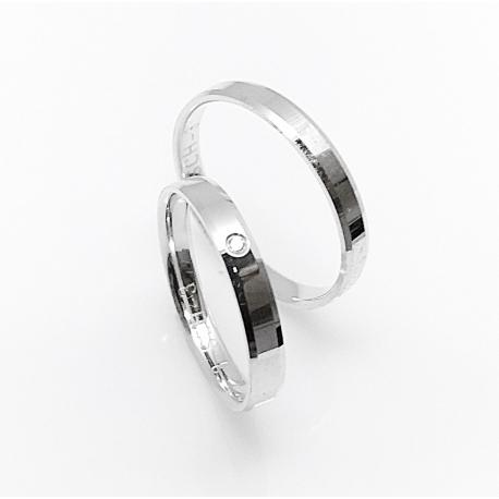 Snubní prsteny FOR LIFE / 3 SCH 3