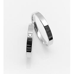 Snubní prsteny FOR LIFE / 3 P 1