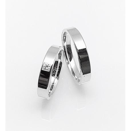 Snubní prsteny FOR LIFE / 4 P 1