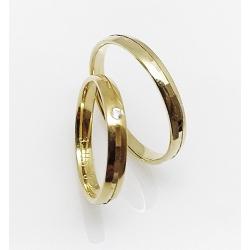 Snubní prsteny FOR LIFE / 3 US 3(ž)