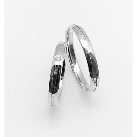 Snubní prsteny FOR LIFE / 3 US 3
