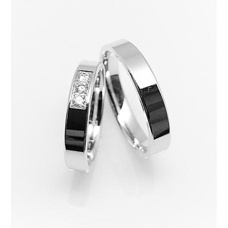 Snubní prsteny FOR LIFE / 4 P 2